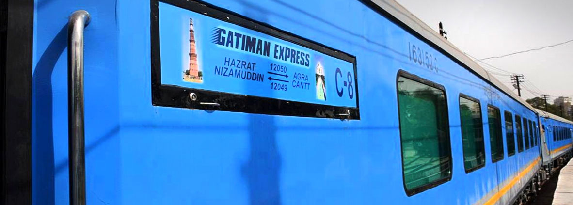 Gatimaan Express train